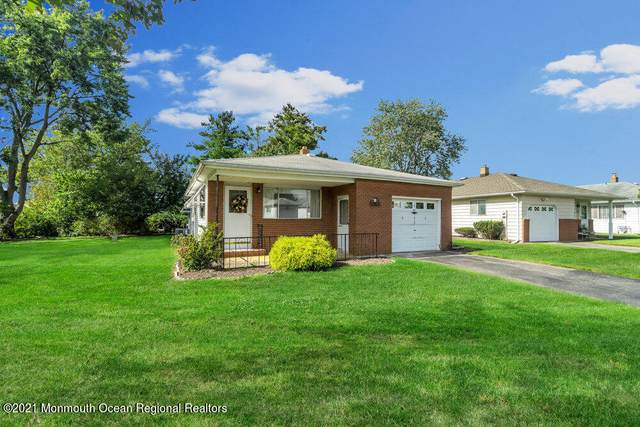 211 N Harrington Drive, Toms River, NJ 08757 (#22131495) :: Rowack Real Estate Team