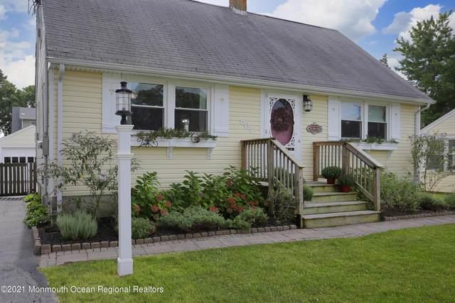 601 Parker Avenue, Brick, NJ 08724 (MLS #22131560) :: Corcoran Baer & McIntosh