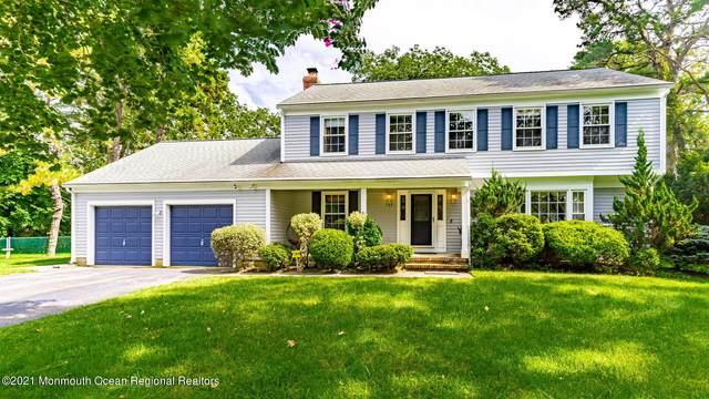 149 Stonehedge Drive, Toms River, NJ 08753 (#22131583) :: Rowack Real Estate Team