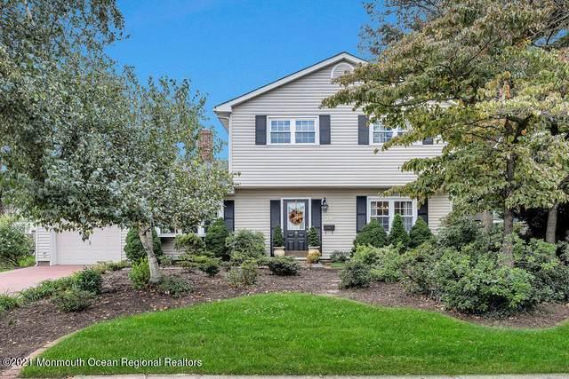 24 Limerick Place, Hazlet, NJ 07730 (MLS #22131623) :: Provident Legacy Real Estate Services, LLC