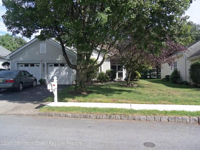 11 Silverspring Drive, Lakewood, NJ 08701 (MLS #22131625) :: William Hagan Group