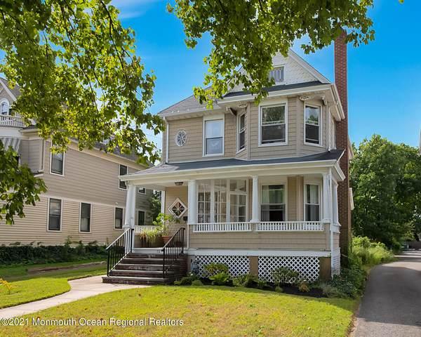 92 Maple Avenue, Red Bank, NJ 07701 (MLS #22131630) :: William Hagan Group