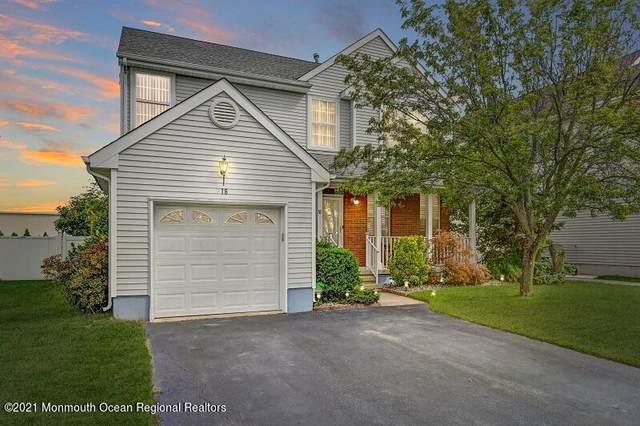 18 Ashleigh Drive, Hazlet, NJ 07730 (MLS #22131641) :: Provident Legacy Real Estate Services, LLC