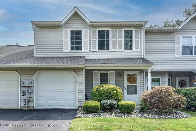 35 Breakwater Square, Freehold, NJ 07728 (MLS #22131642) :: Team Gio | RE/MAX