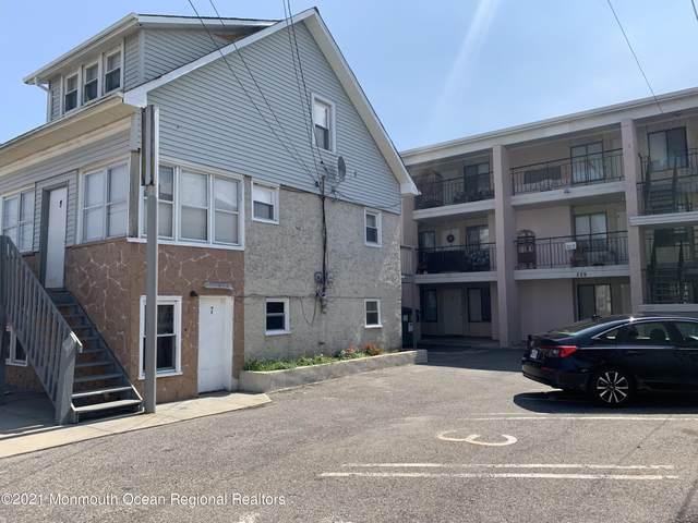 229 Franklin Avenue #8, Seaside Heights, NJ 08751 (MLS #22131706) :: The MEEHAN Group of RE/MAX New Beginnings Realty