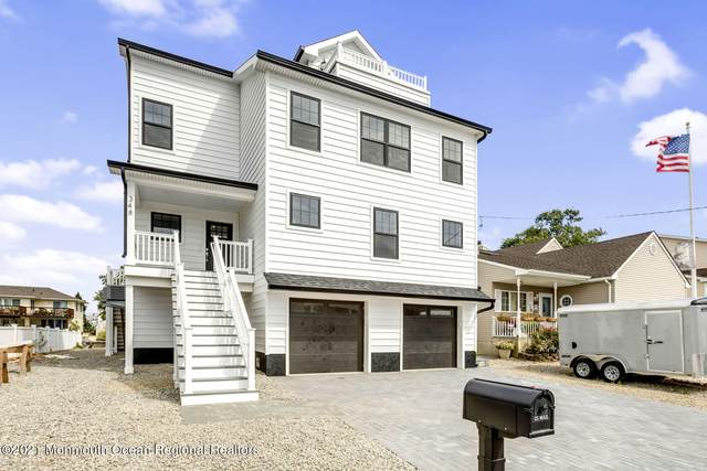 114 Shore Drive, Brick, NJ 08723 (MLS #22131717) :: The MEEHAN Group of RE/MAX New Beginnings Realty