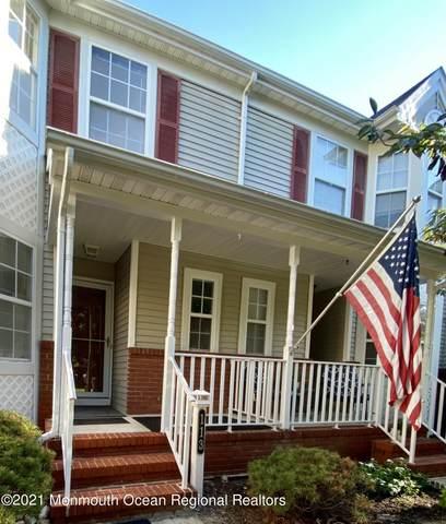 113 Lexington Court N113, Holmdel, NJ 07733 (MLS #22131723) :: The Ventre Team