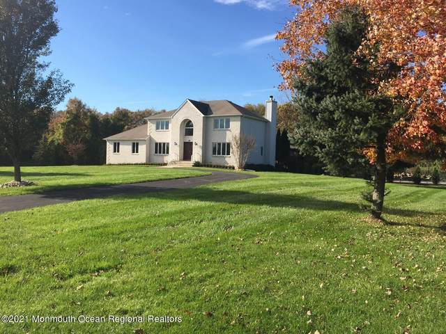 58 Desai Court, Freehold, NJ 07728 (MLS #22131819) :: The MEEHAN Group of RE/MAX New Beginnings Realty