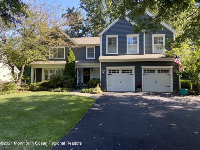 40 Gentry Drive, Fair Haven, NJ 07704 (MLS #22131932) :: William Hagan Group