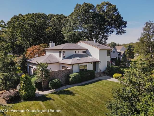 316 Hockhockson Road, Tinton Falls, NJ 07724 (MLS #22131968) :: Corcoran Baer & McIntosh