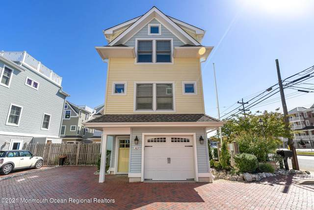 369 W 8th Street #4, Ship Bottom, NJ 08008 (MLS #22132069) :: The MEEHAN Group of RE/MAX New Beginnings Realty