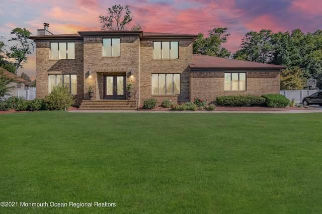 5 Further Lane, Morganville, NJ 07751 (#22132157) :: Rowack Real Estate Team