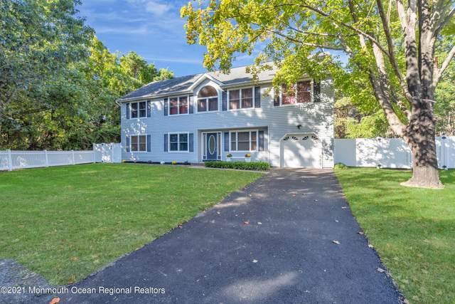 514 Francis Road, Brick, NJ 08723 (#22132259) :: Rowack Real Estate Team