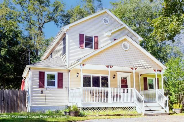 229 Lanes Pond Road, Howell, NJ 07731 (MLS #22132344) :: William Hagan Group