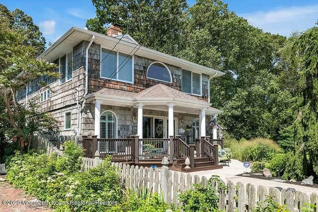 248 Park Avenue, Bay Head, NJ 08742 (MLS #22132414) :: Provident Legacy Real Estate Services, LLC