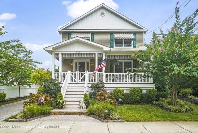 306 Fletcher Lake Avenue, Bradley Beach, NJ 07720 (MLS #22132504) :: PORTERPLUS REALTY