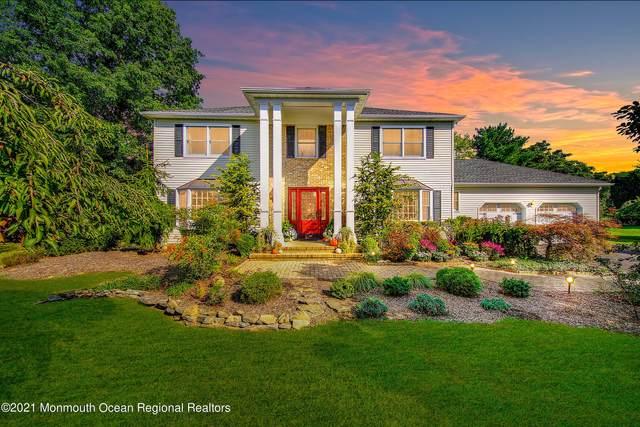 36 Green Meadow Drive, Tinton Falls, NJ 07724 (MLS #22132505) :: Corcoran Baer & McIntosh