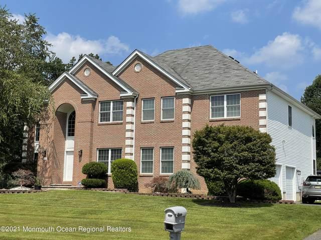 12 Cedar Knoll Road, Jackson, NJ 08527 (MLS #22132635) :: The MEEHAN Group of RE/MAX New Beginnings Realty