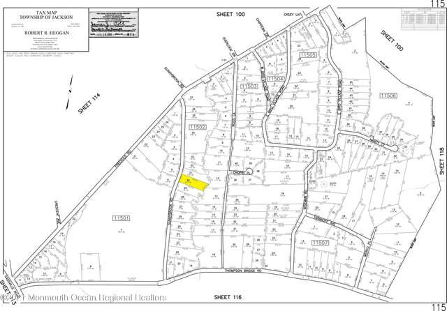 173 Sunnybrook Road, Jackson, NJ 08527 (MLS #22132683) :: Team Gio | RE/MAX