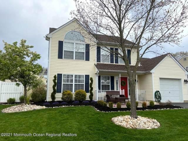 16 Gettysburg Drive, Howell, NJ 07731 (#22132821) :: Rowack Real Estate Team