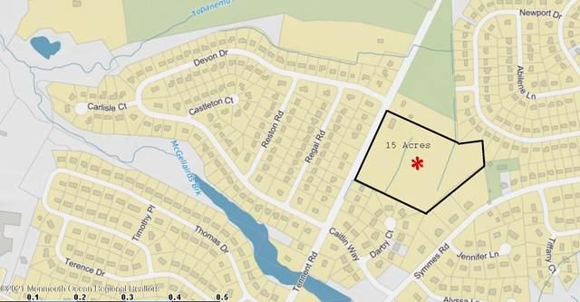 496 Tennent Road, Manalapan, NJ 07726 (MLS #22132873) :: William Hagan Group