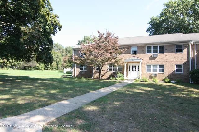 14 Windsor Terrace A, Freehold, NJ 07728 (MLS #22132965) :: Corcoran Baer & McIntosh