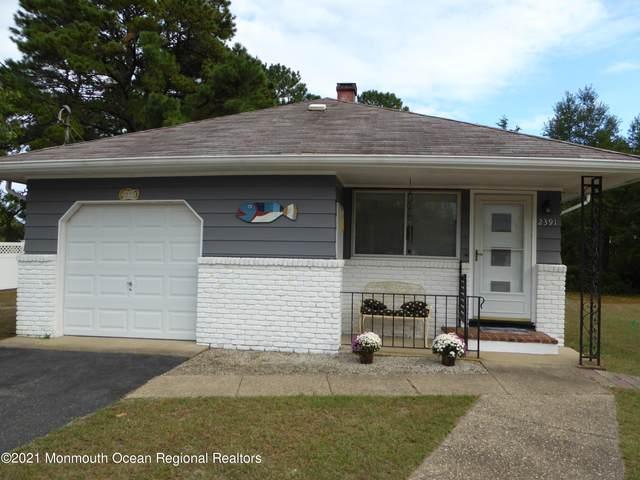 2391 Yorktowne Boulevard, Toms River, NJ 08753 (MLS #22132966) :: The Dekanski Home Selling Team