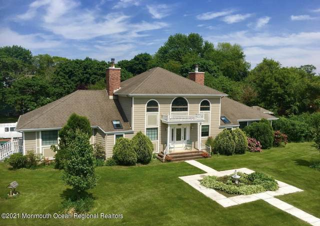 1693 Old Freehold Road, Toms River, NJ 08755 (MLS #22132992) :: The Sikora Group