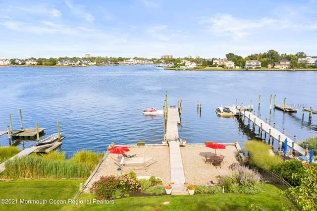 203 Comanche Drive, Oceanport, NJ 07757 (MLS #22133000) :: The Sikora Group
