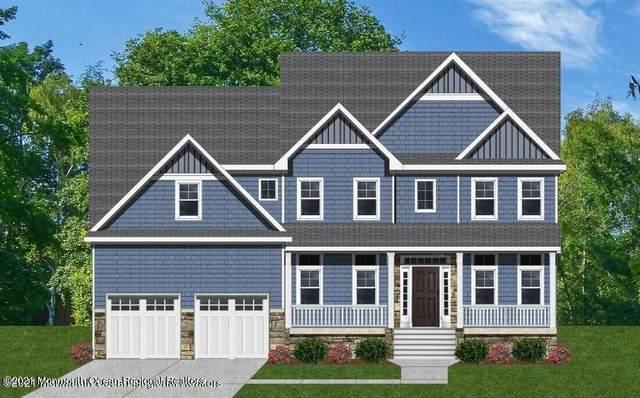 2451 Rolling Hills Way, Manasquan, NJ 08736 (MLS #22133009) :: The Sikora Group