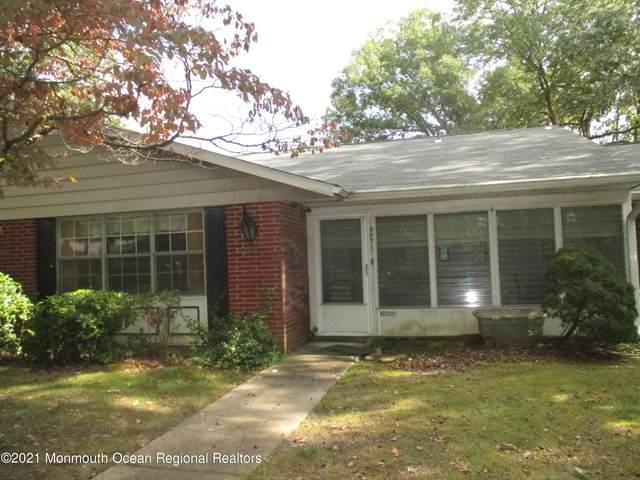 607B Lake Point Drive, Lakewood, NJ 08701 (MLS #22133071) :: Corcoran Baer & McIntosh