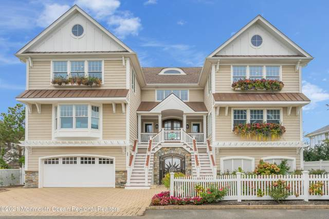 543 Normandy Drive, Mantoloking, NJ 08738 (MLS #22133102) :: PORTERPLUS REALTY