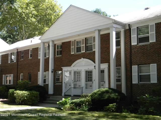 172 Manor Drive, Red Bank, NJ 07701 (MLS #22133119) :: William Hagan Group