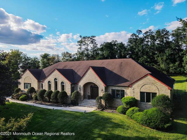 735 Sycamore Avenue, Tinton Falls, NJ 07701 (MLS #22133121) :: Corcoran Baer & McIntosh
