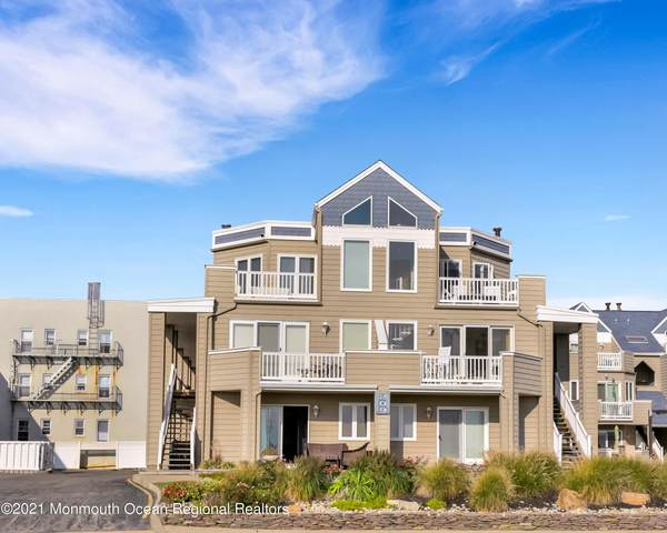 209 Ocean Avenue #3, Bradley Beach, NJ 07720 (MLS #22133181) :: PORTERPLUS REALTY