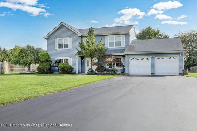 80 Symmes Drive, Manalapan, NJ 07726 (#22133206) :: Rowack Real Estate Team