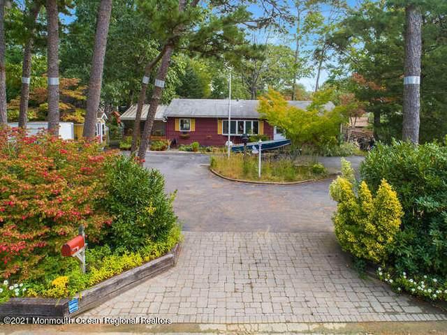 2396 Riverside Terrace, Manasquan, NJ 08736 (MLS #22133238) :: The Sikora Group