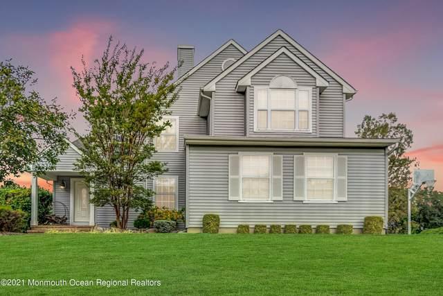 4 Algonquin Terrace, Millstone, NJ 08535 (MLS #22133248) :: PORTERPLUS REALTY