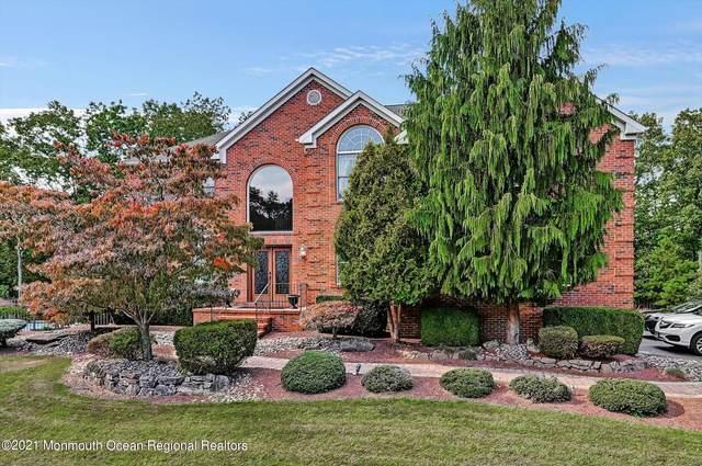 1 Paradise Place, Millstone, NJ 08510 (MLS #22133250) :: PORTERPLUS REALTY