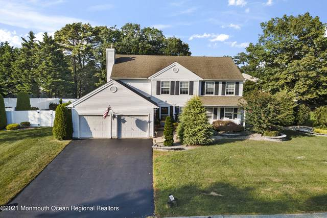 269 White Oak Court, Brick, NJ 08724 (#22133297) :: Rowack Real Estate Team
