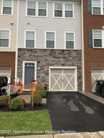 156 Waypoint Drive #2205, Eatontown, NJ 07724 (MLS #22133382) :: Corcoran Baer & McIntosh