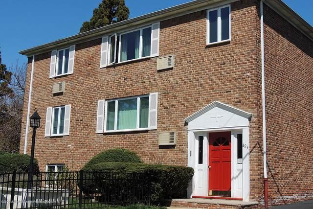293 Spring Street 293A, Red Bank, NJ 07701 (MLS #22133423) :: William Hagan Group