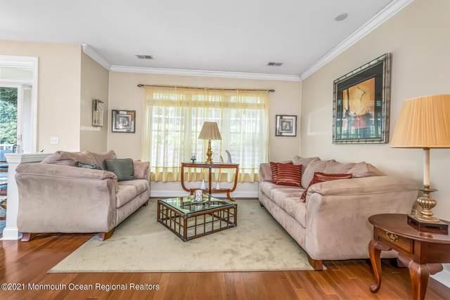 1105 Xanadu Lane, Wall, NJ 07719 (MLS #22133476) :: The Sikora Group