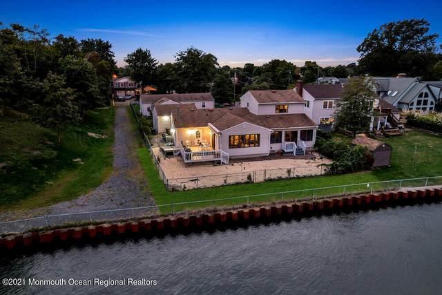 1136 Canal Drive, Point Pleasant, NJ 08742 (MLS #22133478) :: Corcoran Baer & McIntosh