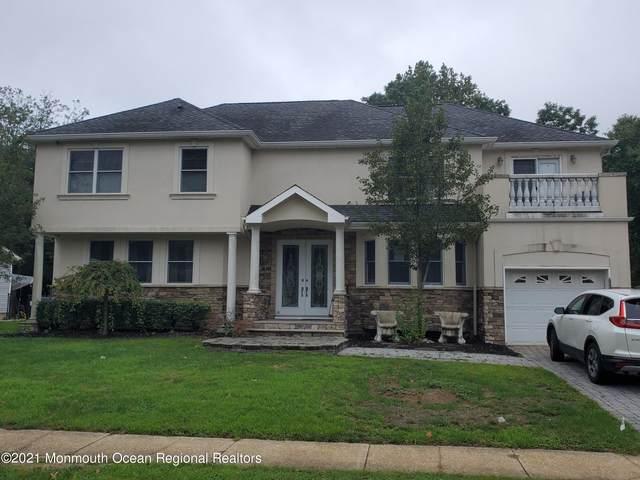 26 Drexel Drive, Jackson, NJ 08527 (MLS #22133528) :: The Sikora Group