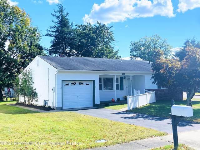 101 Edgewater Court, Toms River, NJ 08757 (#22133568) :: Rowack Real Estate Team