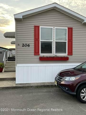 206 Lane C, Hazlet, NJ 07730 (MLS #22133581) :: The Dekanski Home Selling Team