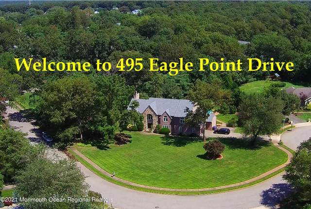 495 Eagle Point Drive, Toms River, NJ 08753 (MLS #22133586) :: The Streetlight Team at Formula Realty