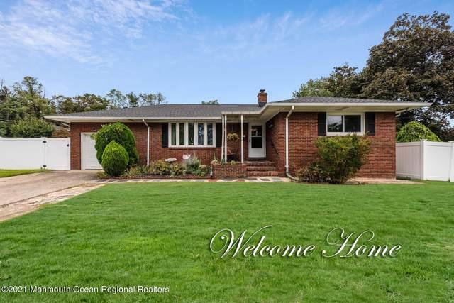 5 Nicholas Court, Milltown, NJ 08850 (MLS #22133601) :: Kay Platinum Real Estate Group