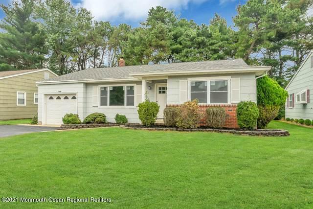 80 Whitmore Drive, Toms River, NJ 08757 (#22133613) :: Rowack Real Estate Team